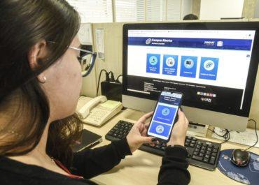 Sistema eletrônico de compras de Jundiaí já está alinhado à nova legislação