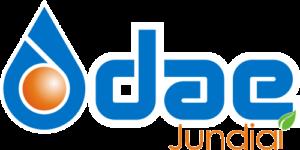 Logotipo da DAE Jundiaí